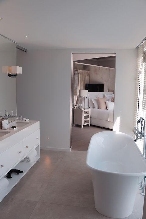 Hotel Le Toiny bath