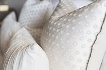 London Boutique Residences pillows details