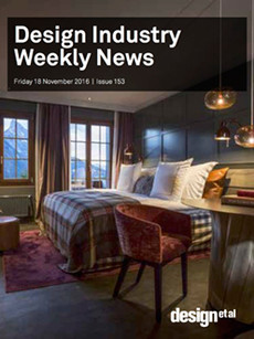 DESIGN INDUSTRY WEEKLY NEWS