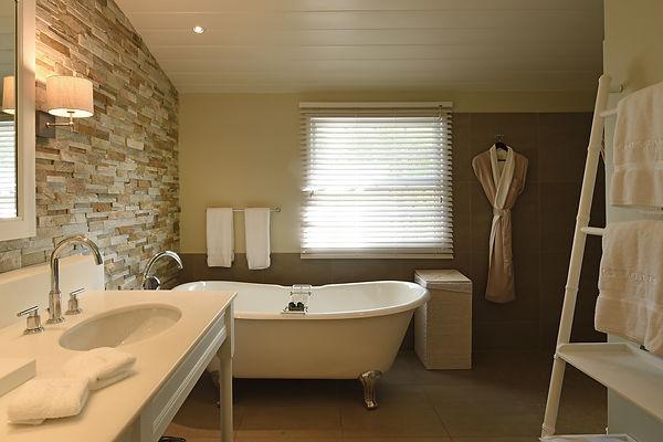 Hotel Le Toiny St Barth's bathroom luxury