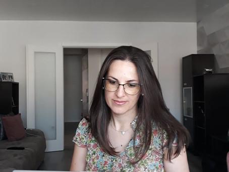"Susana Santiago: ""Aprender a usufruir e deixar acontecer"""