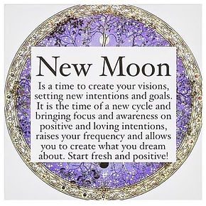 How to do a New Moon Ritual - Plant the Seeds of your Intentions
