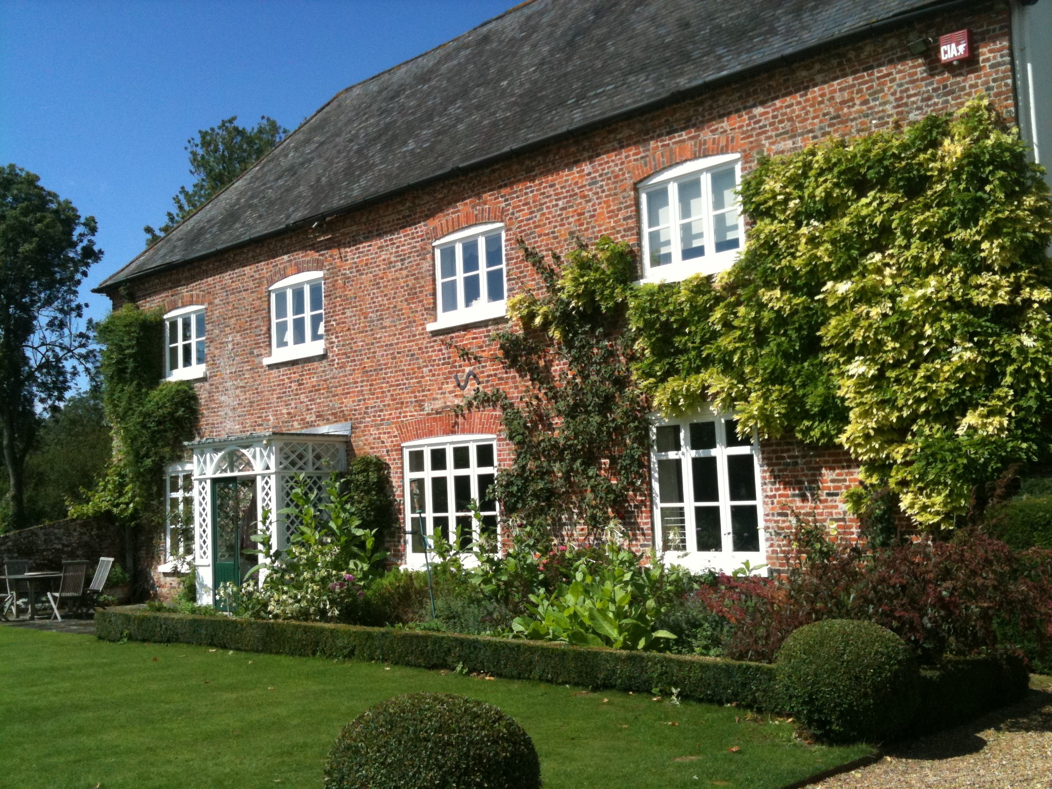 Alresford Farm House outside