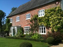 Alresford Farm House outside