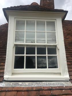 Georgian Window Andover