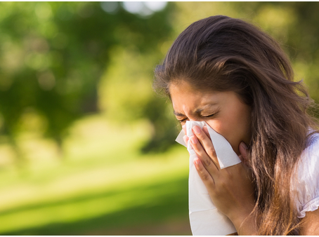Fight off Allergies with Chiropractic Care