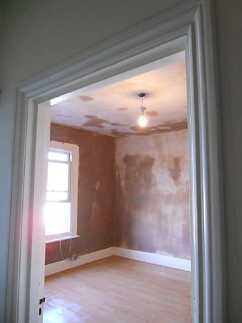Plastering in London