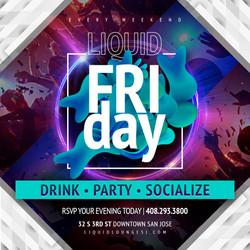 Liquid Friday - Aug 2019 - IG