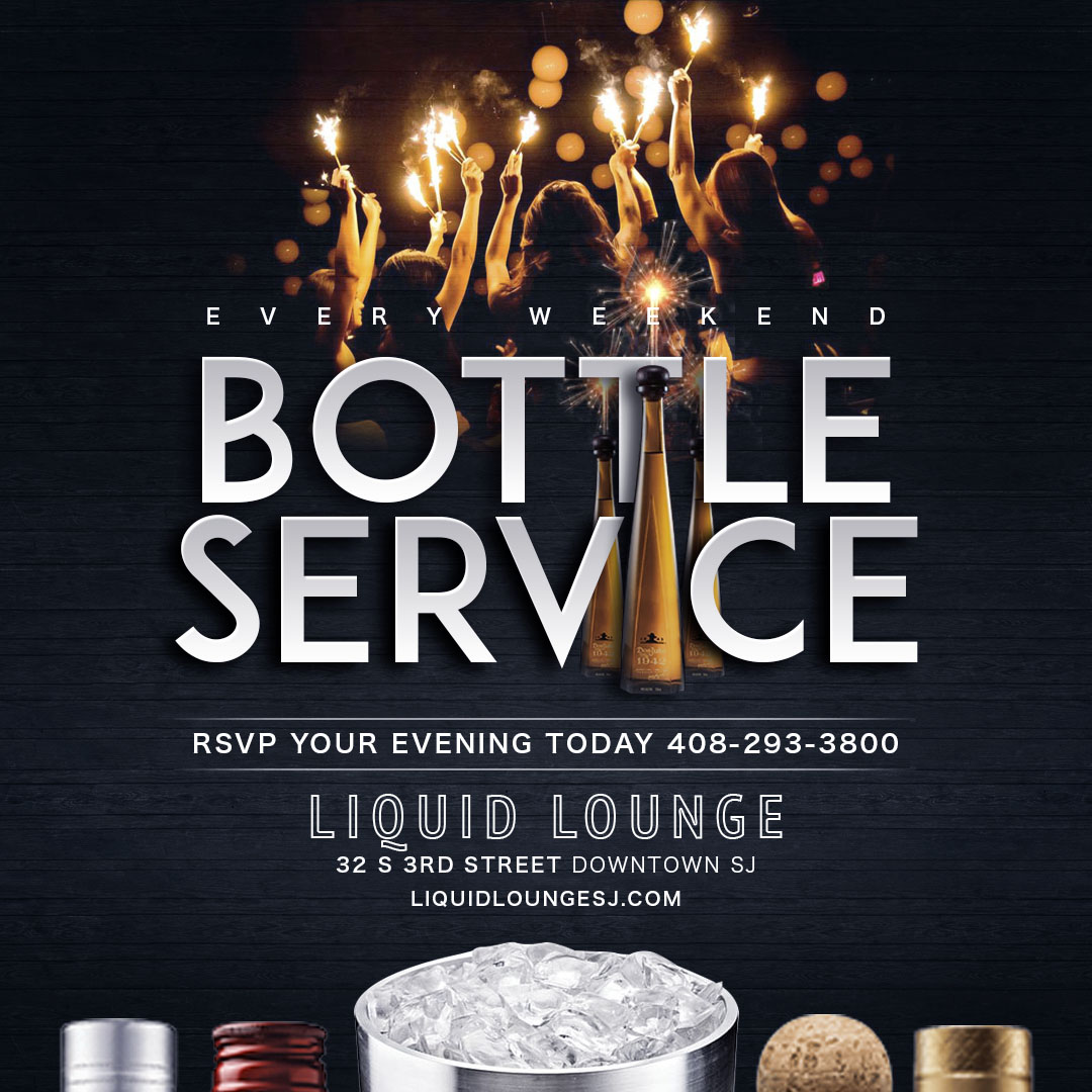 Bottle Service - Aug 2019 - IG