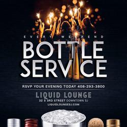Bottle Service - Aug 2019 - IG