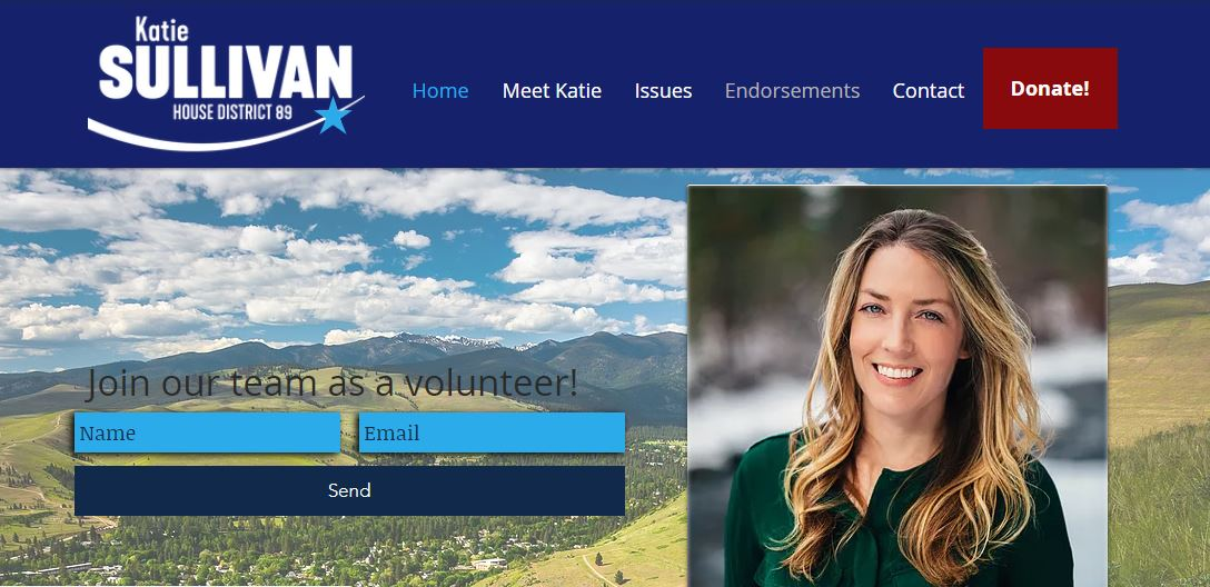 Contact | United States | Katie Sullivan for HD 89