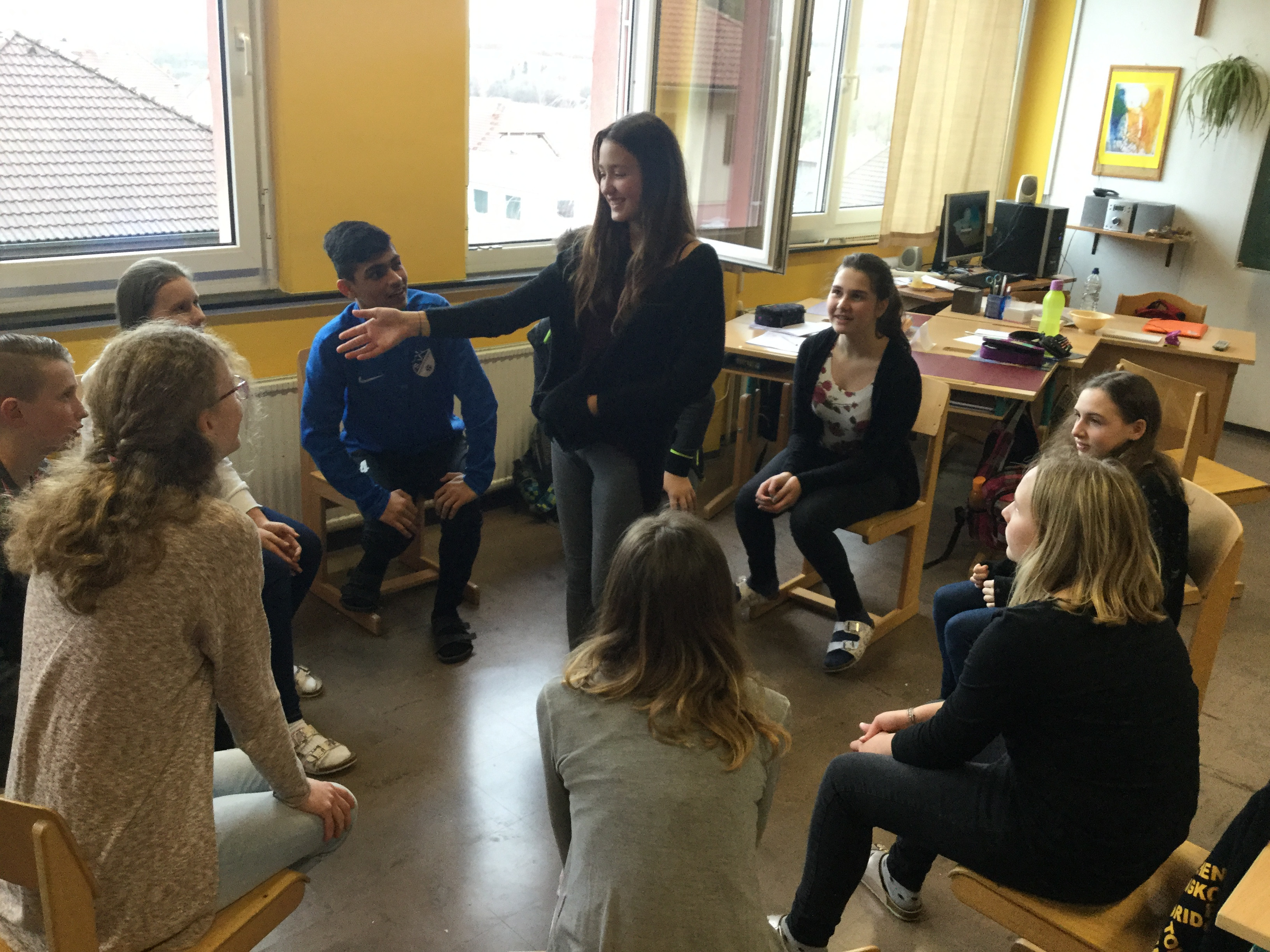 GYM - Film/Theatre Weeks - Classes 5+