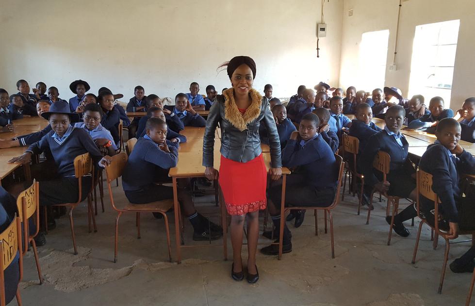 Ngamo Secondary School