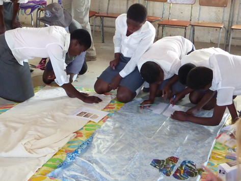 Sewing Class - Whitewaters High School