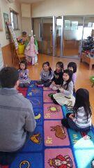 土曜日幼稚園クラス