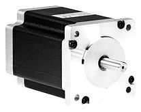 Laser Cutter motor