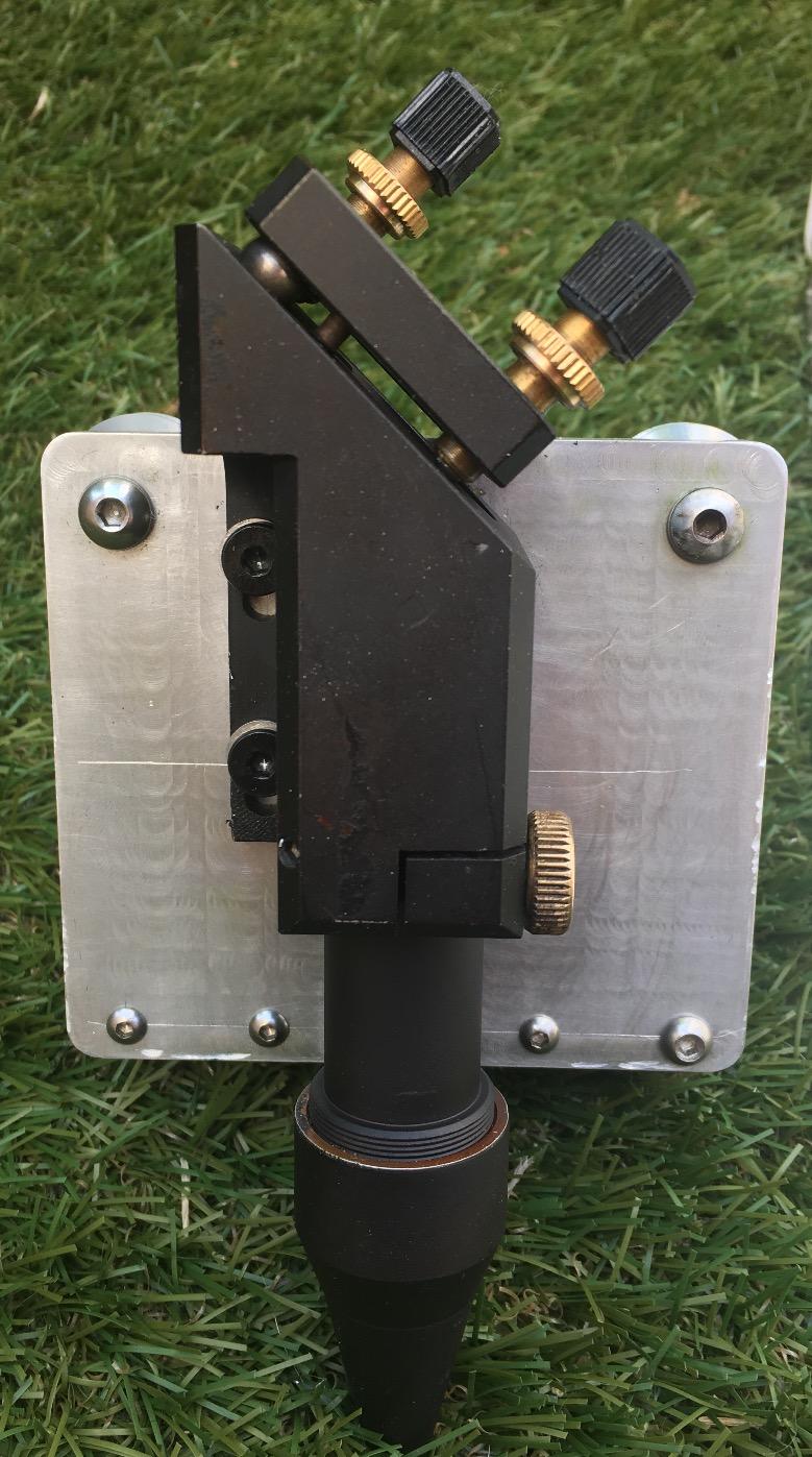 CNC Aluminium plate