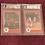 Thumbnail: 1986 STAR MICHAEL JORDAN Rookie Cards #1 & 2 Lot For Sale!