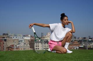 Look 1: Pocket Tee, All-Utility Short - Tennis, Classic Sock