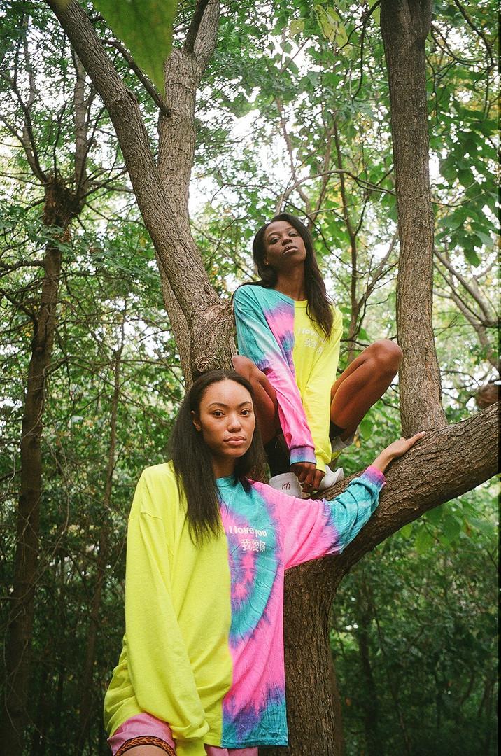 Photographer: Alexis Lebron Models: Kaye Li Taylor and Sydney Chiyoko