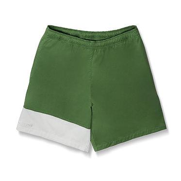 Three-Pocket Boxer Short in Verde