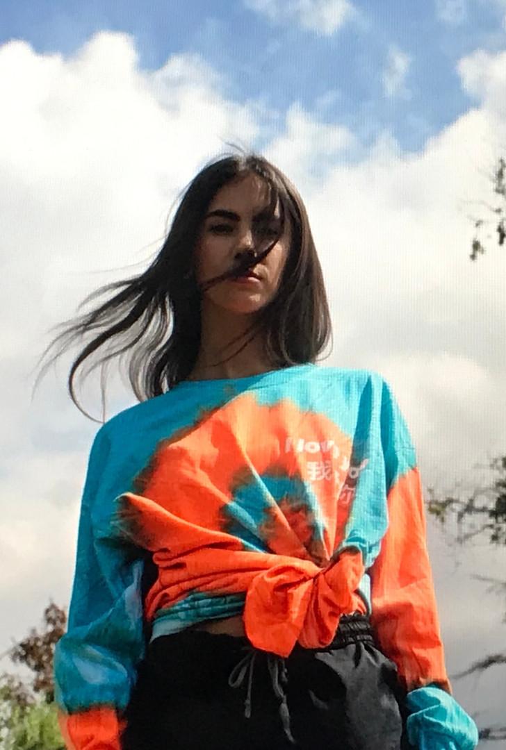 Photographer: Moana Hana Ferry Model: Paige Victoria Smith