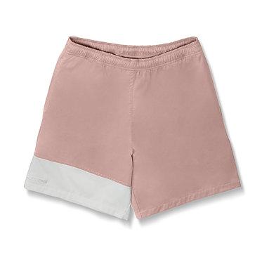 Three-Pocket Boxer Short in Spring Pink
