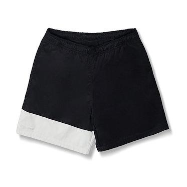 Three-Pocket Boxer Short in Black