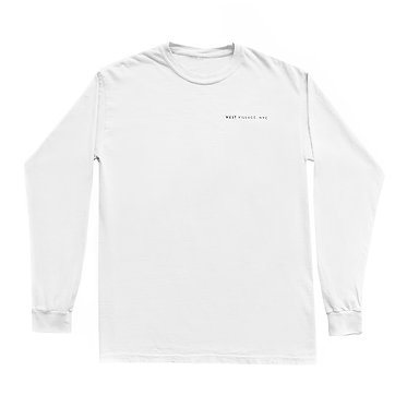 Jaw x Jawshop® West Village NYC L/S Tee