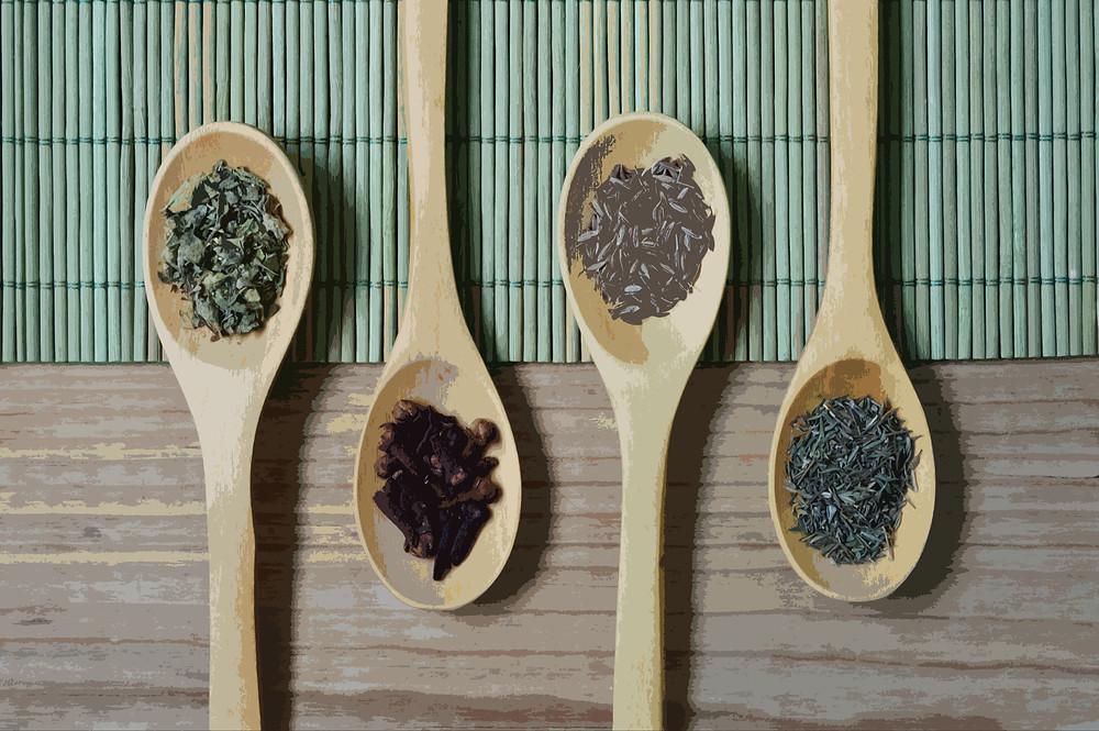 Chinese Medicine Green Tea