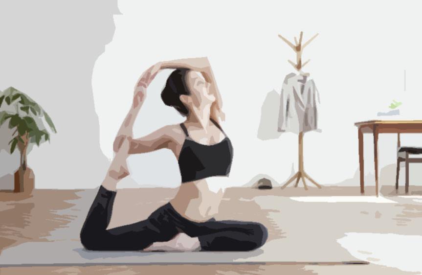 Yoga Lady Health Wise TCM