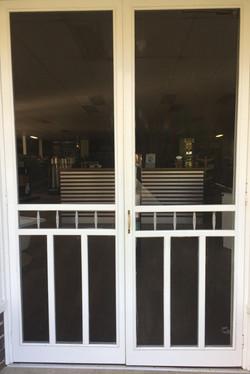 Custom Made Timber French Doors