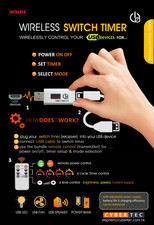 USB Switch Timer
