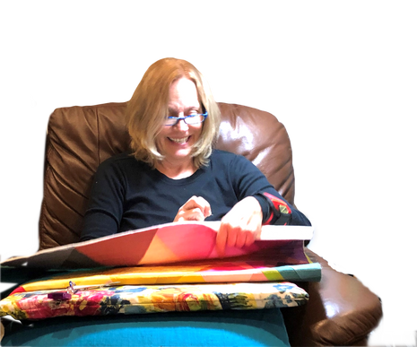 Free Tutorial :  2 Fast and Easy Ways to Make a Lap Desk For Pain-Free Hand Sewing and Embroidery!