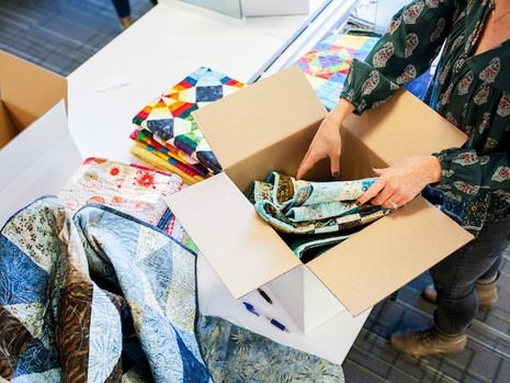 Quilters Have Heart : Five Canadian Charities that would Love to find a home for your Quilts