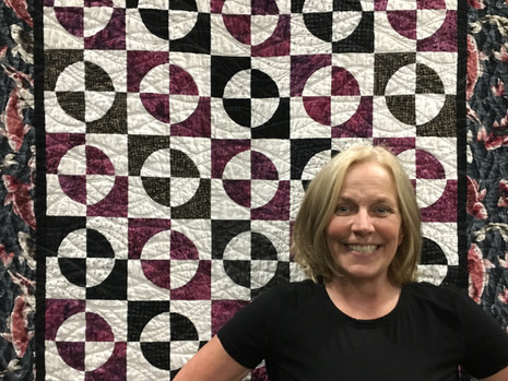 Quilt Canada 2019 - Ottawa Rocks                              My NJS Entry Revealed