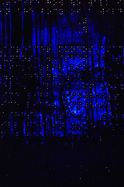Rubber Braille Liquid Night Pelt