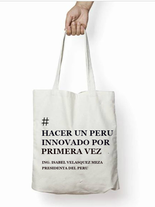 Bolsa hacer un Perú innovado por primera vez