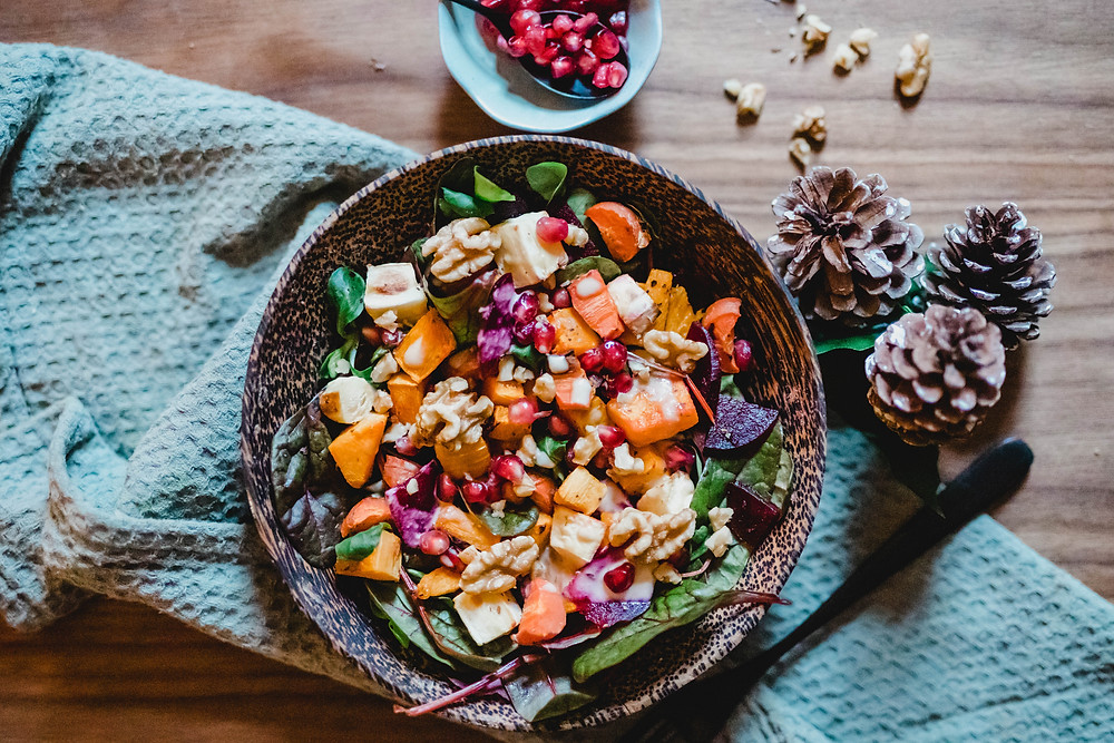 Whole Food Winter Salad