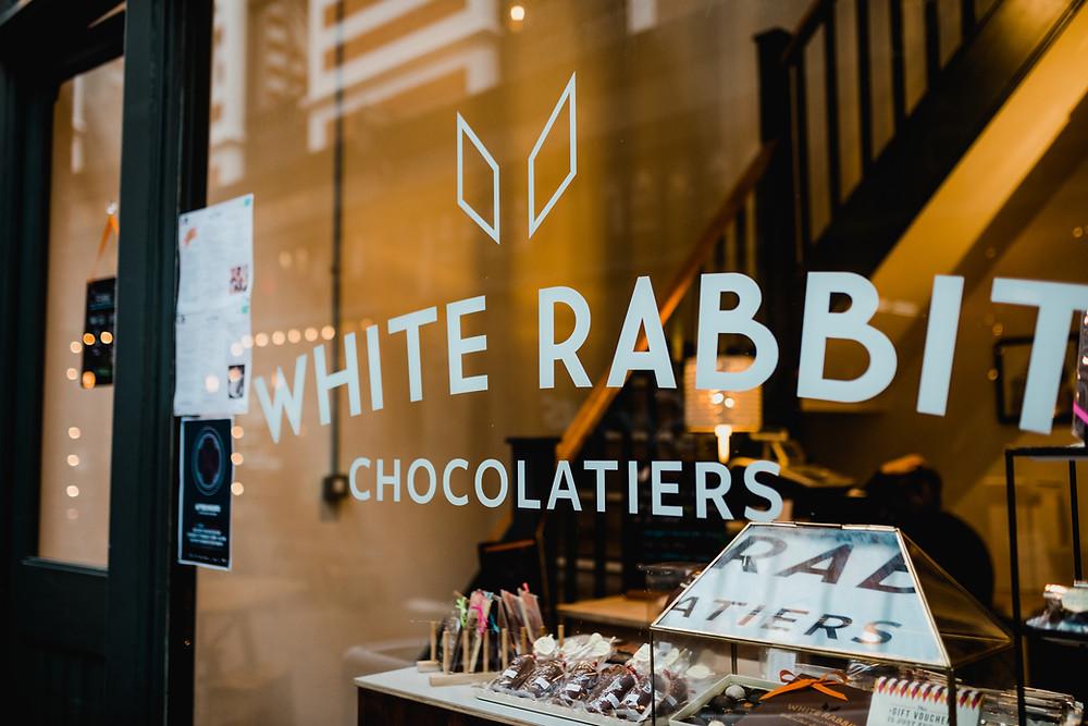 White Rabbit Chocolatiers Hull