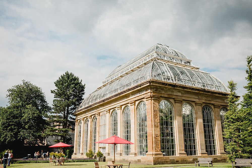 The Royal Botanic Garden Edinburgh