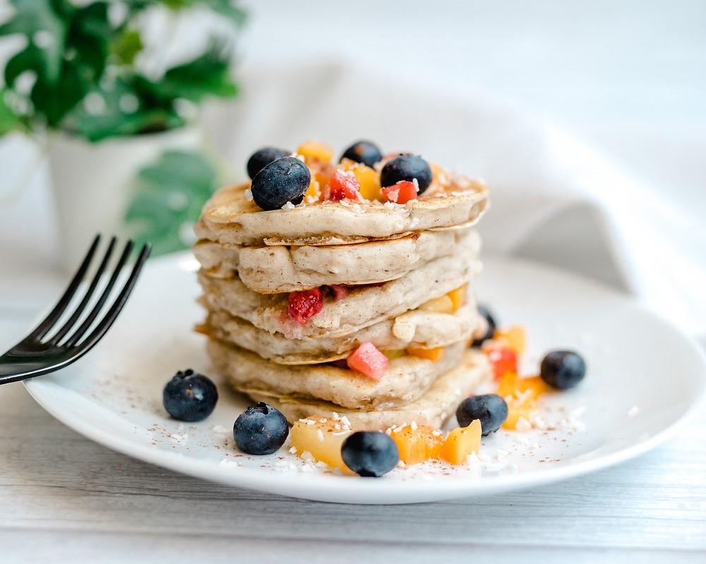 Classic Vegan Pancakes