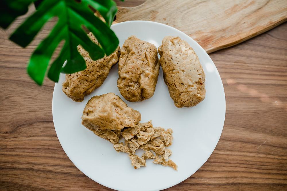 Vegan Seitan Chicken