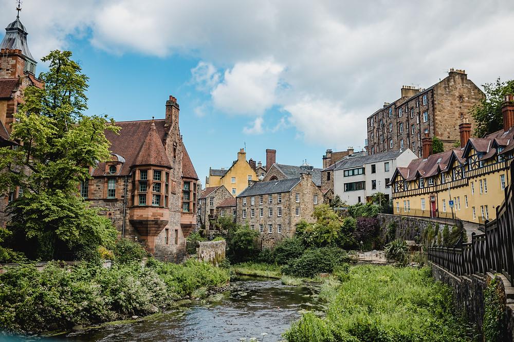Deans Village Edinburgh