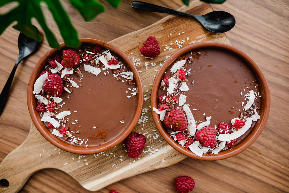 Vegan Chocolate Torte