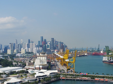 PSA global container volumes up 1.7% in 2020