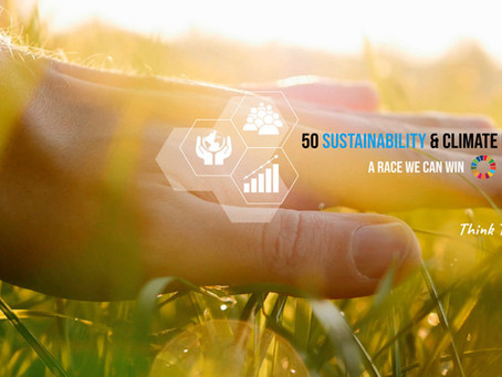 """SSI SCHAEFER joins the """"50 Sustainability and Climate Leaders"""" Initiative"""