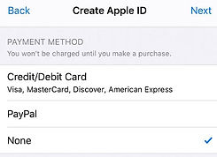 create-new-apple-id-payment-method-as-no