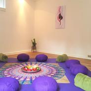 Evt. til meditation, mindfullness, terapi