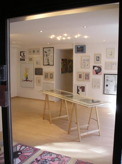 Exhibition Unk Gallery , Landshut